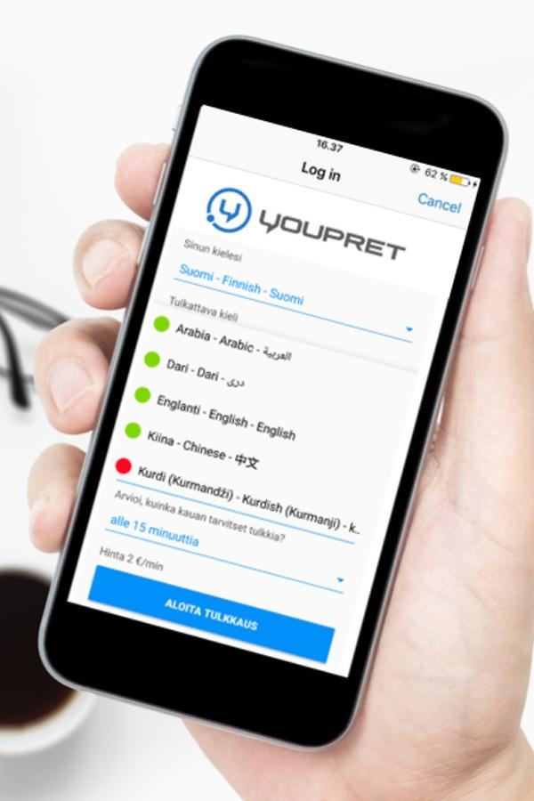 Get interpreter app   Youpret interpret and intepretation